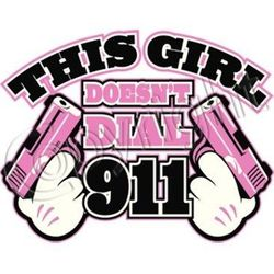 Plus Size Clothing, 911 Gun T Shirts - a10086b