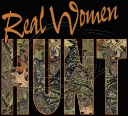 Wholesale Hunting Real Women Apparel Online Store Hats and T Shirts Suppliers - MSC Distributors - OP-187