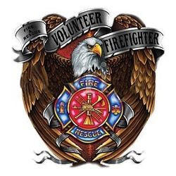 Firefighter T Shirts - A10074E
