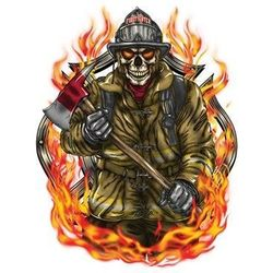 Firefighter T Shirts - a12201f