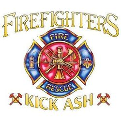 Firefighter T Shirts - A9403F