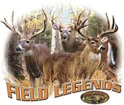 T Shirts Gildan Hunting Cheap Bulk Wholesale Clothing - Hunting Buck Field Legends Apparel Online Store Hats and T Shirts Suppliers - MSC Distributors - P-1269