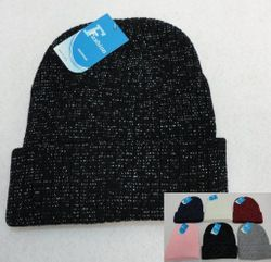 Wholesale Winter Gloves Clothes - Winter Gloves Hats Caps - WN838. Sparkly Winter Toboggan