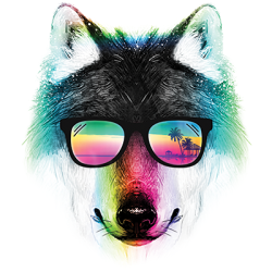 Buy Bulk Clearance Items Cheap Sale Prices Online - Cool Wolf T Shirts - MSC Distributors