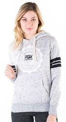 Women's Wholesale Clothing Boutique Supplier Hooded Sweatshirt - 4200N-FH-926-HGrey-1