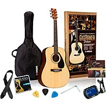 Yamaha GigMaker Deluxe Acoustic Guitar Pack 299.99