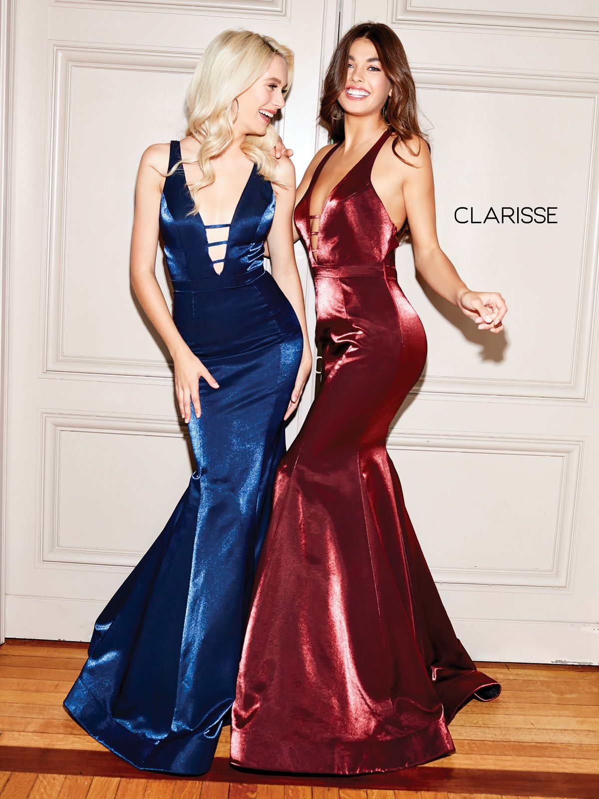 a617cecd3b Clarisse Dress 3765 Shimmer Mermaid Prom Dress | 4 Colors | Prom 2019
