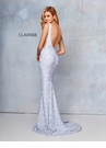 Clarisse Dress 3713 Glimmer Fit & Flare   Prom 2019