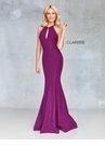 Clarisse Dress 3726 Glitter Mulberry Prom Gown Prom 2019