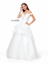 Clarisse Dress 3730 Off  The Shoulder Gown | 4 Colors | Prom 2019