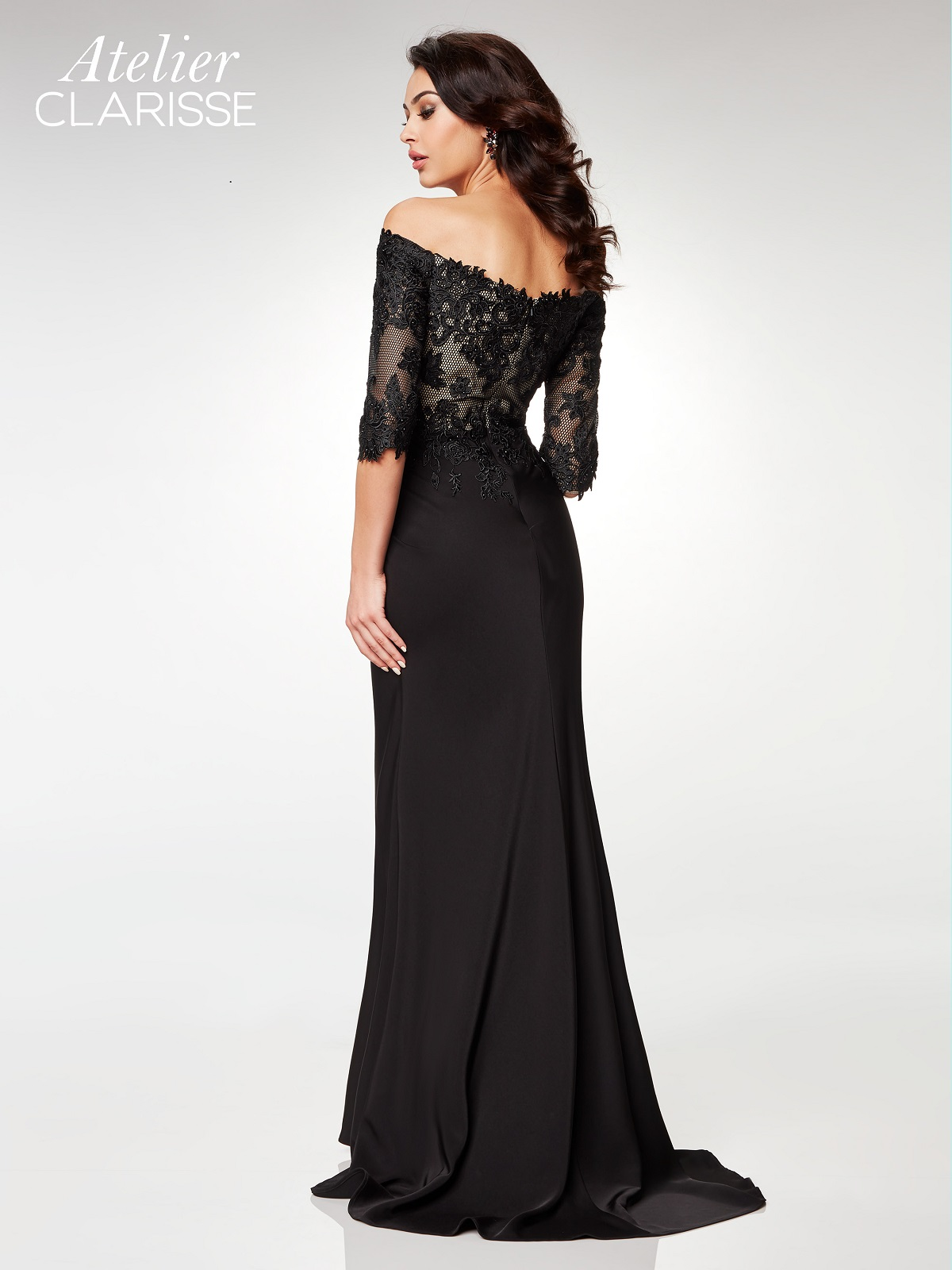 black evening gowns