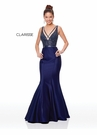 Clarisse Couture Dress 5027 Beaded Bodice Mermaid | Prom 2019