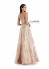 Clarisse Couture 5108 Embroidery Sweetheart Gown |Couture 2020|