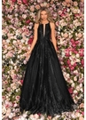 Clarisse Couture 5148 Black Ash Tree Gown |Couture 2020|