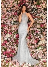 Clarisse Couture 5159 Halter Lace Gown |Couture 2020| 2 Colors