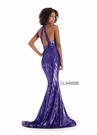 Clarisse Dress 8004 Flared Sequins Halter Gown| Prom 2020| 3 Colors