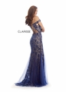 Clarisse Dress 8014 Bardot Bouvardia Lace Gown | Prom 2020|