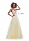 Clarisse Dress 8035 Blossom A-Line Gown | Prom 2020| 2 Colors