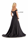 Clarisse Dress 8049 Bardot Pannier Gown | Prom 2020| 3 Colors