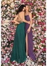 Clarisse Dress 8052 Shimmer Lace-Up Gown | Prom 2020| 2 Colors