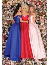 Clarisse Dress 8057 Jeweled Sweetheart Ball Gown | Prom 2020| 6 Colors