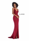 Clarisse Dress 8076 Sheer Beaded Beauty| Prom 2020| 2 Colors