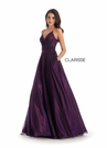 Clarisse Dress 8086 Shimmer Halter Gown | Prom 2020| 2 Colors
