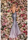 Clarisse Dress 8095 Purple Ombre Gown |Prom 2020|