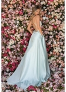 Clarisse Dress 8103 Jewel Pocket A-Line Gown | Prom 2020| 3 Colors