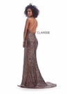 Clarisse Dress 8118 Bronze Beauty with Slit Gown | Prom 2020|