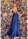 Clarisse Dress 8140 Charmeuse Halter Gown | Prom 2020| 5 Colors