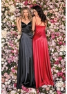 Clarisse Dress 8142 Satin Sweetheart Gown | Prom 2020| 2 Colors