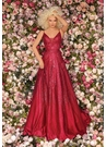 Clarisse Dress 8165 Shimmer Trumpet Gown | Prom 2020|