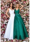 Clarisse Dress 8194 Mikado Ball Gown With Pockets | Prom 2020| 4 Colors