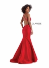 Clarisse Dress 8195 Jewel Strap Mermaid | Prom 2020| 2 Colors