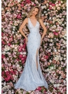 Clarisse Dress 8198 Intricate Halter Gown | Prom 2020 OUT OF STOCK