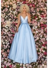 Clarisse Dress 8199 Crystal Ball Gown | Prom 2020| 2 Colors