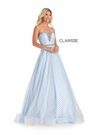Clarisse Dress 8201 Winter Blue Ball Gown | Prom 2020|