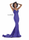 Clarisse Dress 8207 Lace & Jersey Gown | Prom 2020| 3 Colors