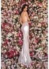 Clarisse Dress 8218 Pale Pink Sequins 2 Piece Skirt | Prom 2020|