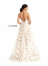 Clarisse Dress 8227  High Low Laser Gown | Prom 2020| 3 Colors