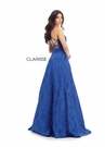 Clarisse Dress 8228 Rose Embroidered Gown | Prom 2020| 2 Colors