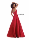 Clarisse Dress 8229 Halter Two-Piece With Skirt | Prom 2020| 2 Colors