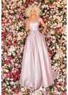 Clarisse Dress 8231 Shimmer Bardot Ball Gown | Prom 2020| 3 Colors