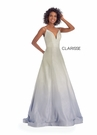 Clarisse Dress 8233 Omber Splash Gown   Prom 2020  3 Colors