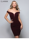 Clarisse Homecoming 2019 s3788 Elegant Shimmer Gown s3788