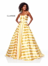 Clarisse Dress 3875 Daffodil Ball Gown | Prom 2019