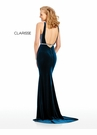 Elegant Velvet Prom Dress 3469 | 4 Colors | Prom 2019