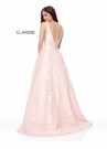 Clarisse Dress 3876 Embroidered Ball Gown