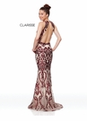 Clarisse Dress 3797 Extravagant Sequined Prom Gown   Prom 2019